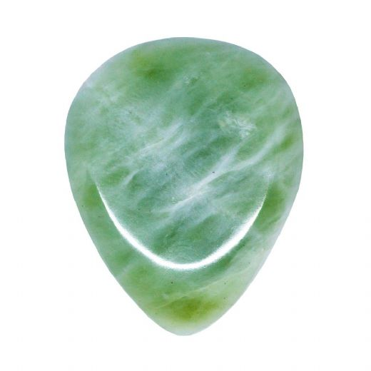 Jewel Tones New Jade 1 Guitar Pick